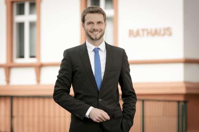 Bürgermeister Dr. Johannes Hanisch